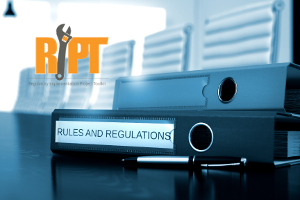 RIPT Rules and regulations book