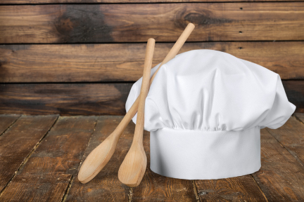 Picture of a chefs hat