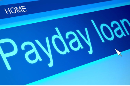 Payday lending graphic