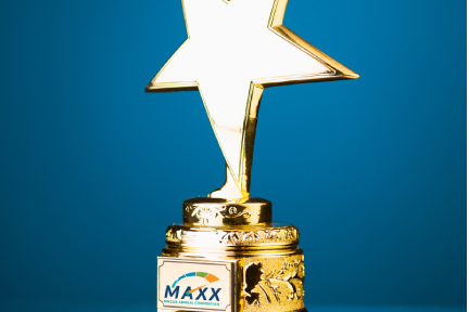 Picture of an award