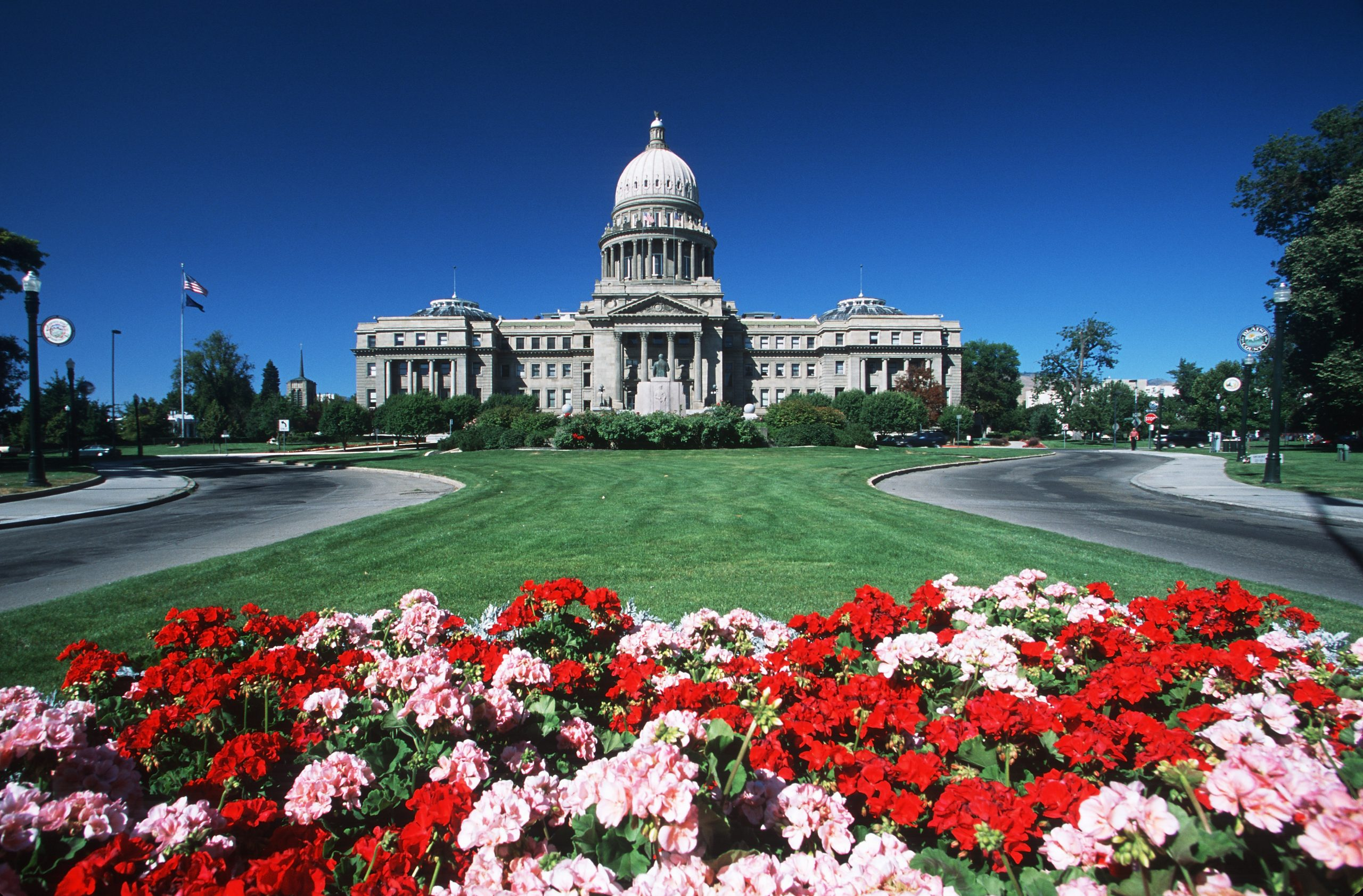 Picture of the Idaho State Capitol building