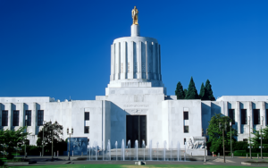 Picture of Oregon Capitol