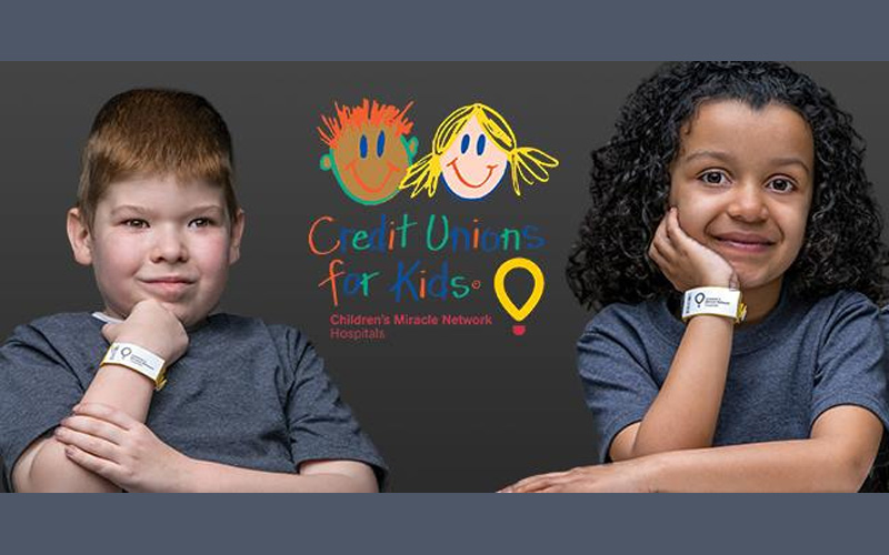 Credit union for kids banner