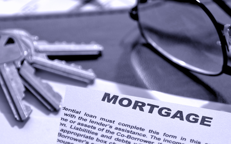 Picture of Mortgage Papers