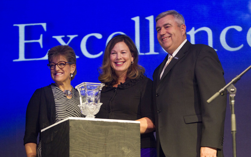 Columbia Credit Union receives Presidential Award for Excellence in Philanthropy
