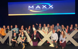 YP Leads MAXX Group Photo