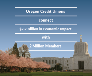 Picture of Oregon Social Media Graphic with member information