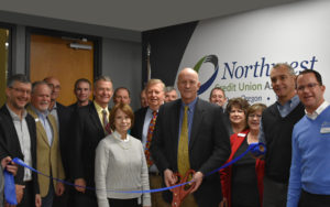 Picture of Idaho open house ribbon cutting