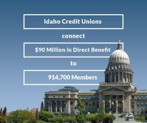 Picture of Idaho Social Media Graphic with member information