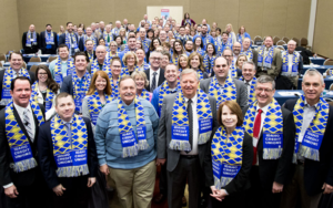 Picture of Idaho CU delegation