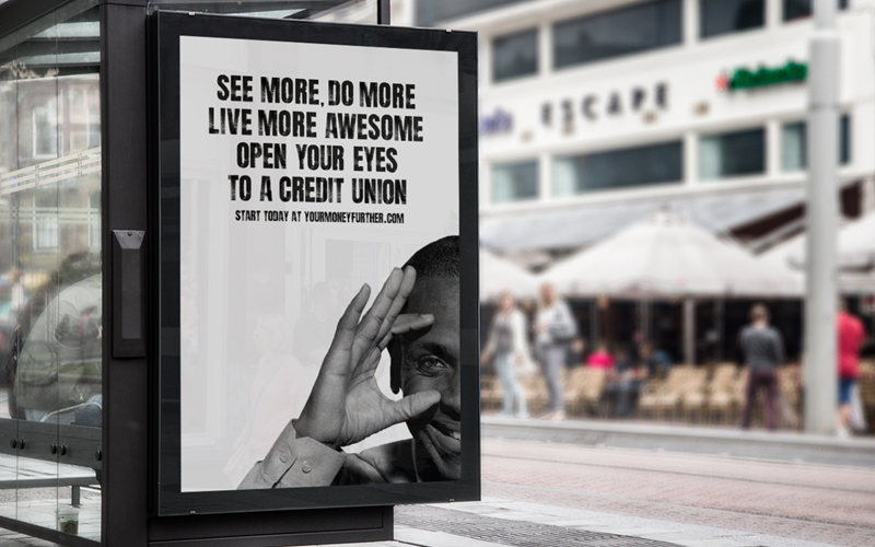 Picture of Open Your Eyes bill board