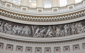 Picture of the US Capitol Rotunda