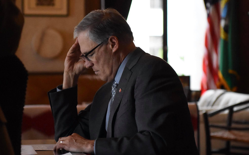 Picture of Governor Inslee