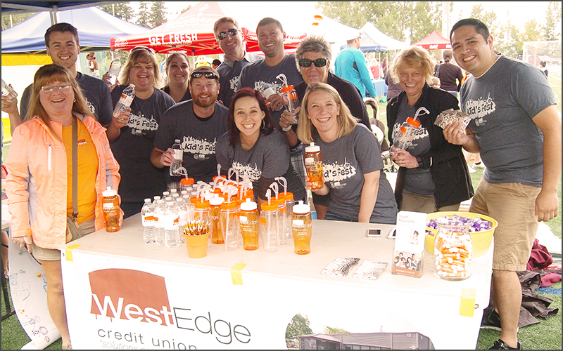WestEdge Credit Union Employees