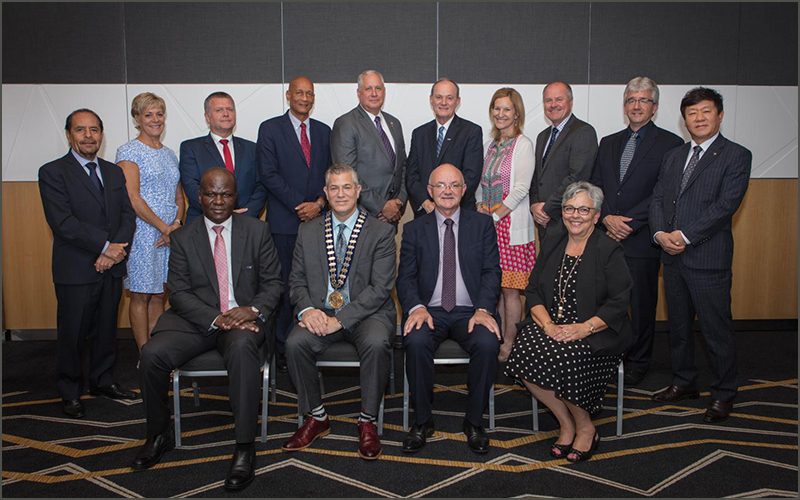 World Council of Credit Unions Board