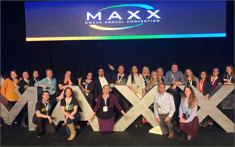 Northwest YP Leads at MAXX Convention