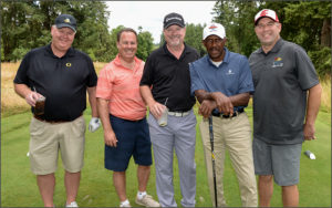 Northwest Classic golf tournament group shot