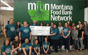 Horizon CU Gives Back
