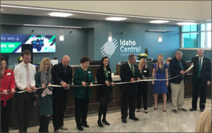 ICCU New Branch Ribbon Cutting Ceremony