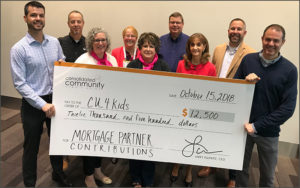 CU4Kids Donation Check