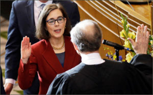 Kate Brown election confirmation