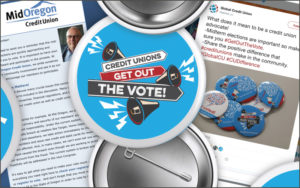 NWCUA Get Out the Vote Image