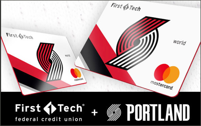 First Tech cards and logo