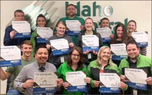 Idaho Central CU staff members