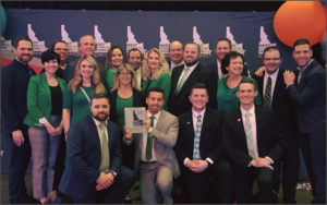 ICCU Best Place to Work 2019