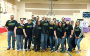 Idaho Southwest Credit Union Chapter FRF Volunteers