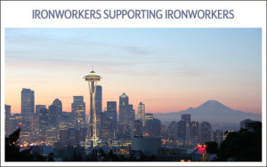 Ironworkers USA Federal Credit Union Sets up Accounts to Aid