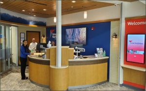 Great NorthWest Federal Credit Union has opened a new branch in Chehalis, Washington.