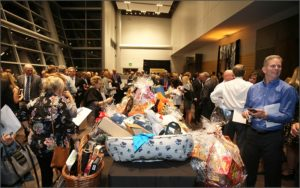 CU for Kids Auction Baskets