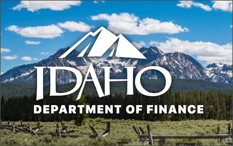 Idaho Department of Finance Logo