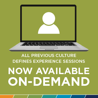 Culture Defines Experience Ad